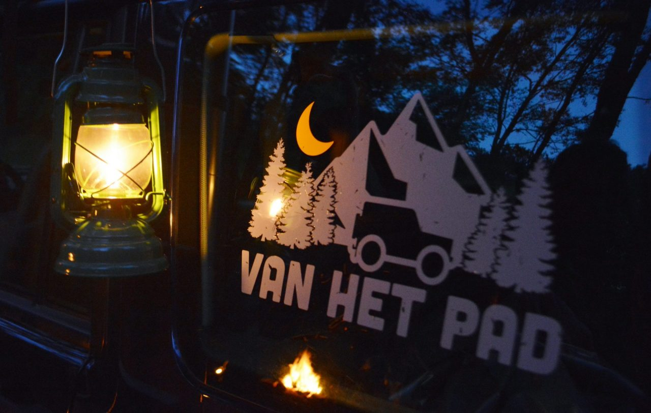 Home - Slider Image - Van Het Pad evening lamp