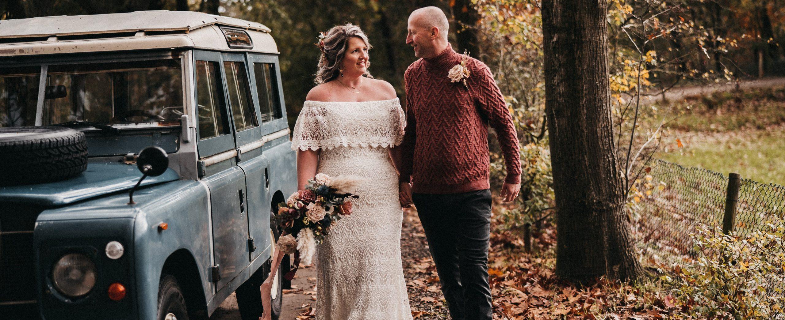 Bruiloft Thema Narnia: Deze styled shoot wil je zien!